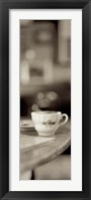 Tuscany Caffe III Framed Print
