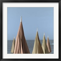 Grossetto Parasol II Framed Print
