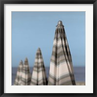 Grossetto Parasol IV Framed Print
