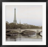 Tour Eiffel 3 Framed Print