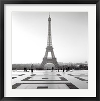 Tour Eiffel 4 Framed Print