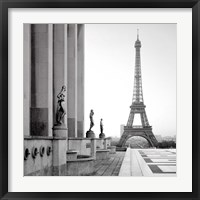 Tour Eiffel 5 Framed Print