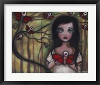 Framed Matilda