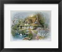 Cottage 2 Framed Print