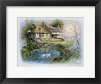 Cottage 3 Framed Print