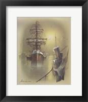 Boat A Framed Print