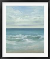 Framed Aqua Marine