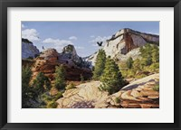 Framed Zion 2