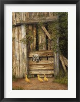 Framed Farmyard Friends