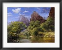 Framed Zion
