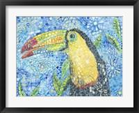 Framed Toucan Charlie