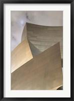 Framed Angles Disney Concert Hall