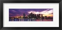 Framed Boston