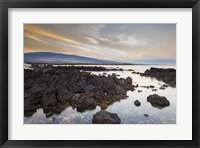 Framed Mauna Loa Sunrise