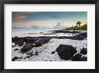 Framed Waikoloa Sunrise
