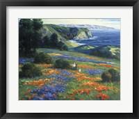Framed Floral Domain