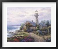 Framed Lighthouse 1