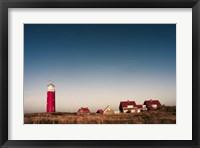 Framed Texel Lighthouse