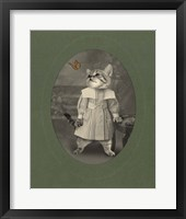Cat Series #2 Framed Print