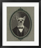 Dog Series #1 Framed Print