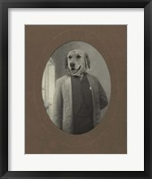 Dog Series #2 Framed Print