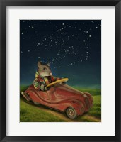 Mice Series #5.5 Framed Print