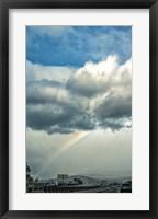 Framed Rainbows in the Sky