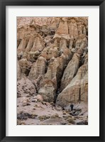 Red Rocks I Framed Print