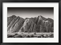 Framed Mecca Valley