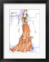 Framed Darlin' Clementine