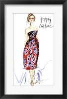 Framed Poppy Culture