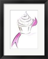 Framed Cupcake 1