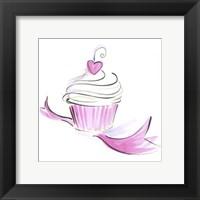 Framed Cupcake 8