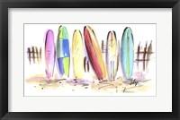 Framed Surf's Up