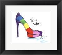 Framed True Colors