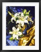 Framed Rosegarden
