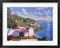 Framed Amalfi - Italy