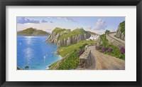 Framed Capri - Italy
