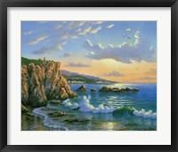 Framed Pismo Beach, CA