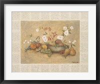 Fruit A Framed Print