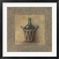 Jar In A Vase Framed Print