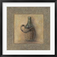 Jar in A Vase 2 Framed Print