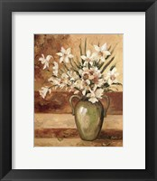 Early Summer Daffodils Framed Print