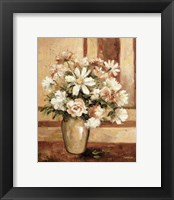Summer Wild Flowers Framed Print