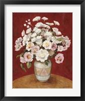 Floral N Framed Print