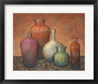 Vases 5 Framed Print