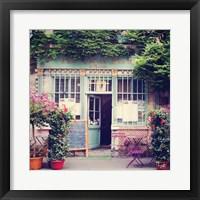 Framed Au Vieux Paris
