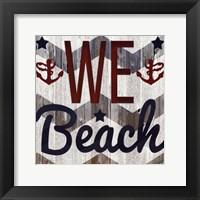 Framed We Beach