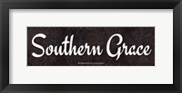 Framed Southern Grace