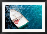 Rowboat I Framed Print